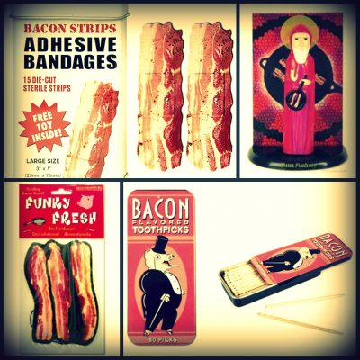 Fun Gifts for the Bacon Obsessed