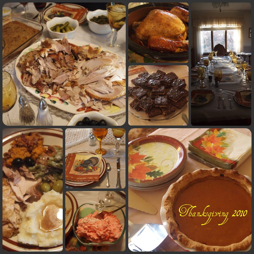 Turkey Day 2010 Recipe Recap