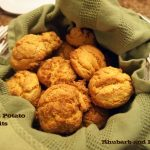 A Taste of The South: Sweet Potato Biscuits and Honey Butter
