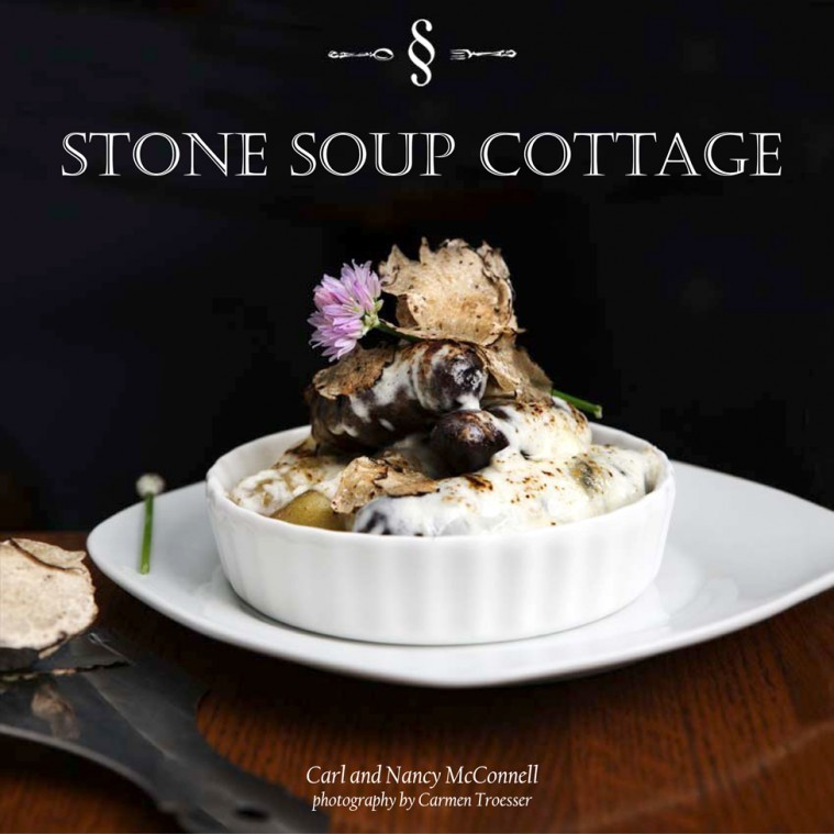 A Taste of Stone Soup Cottage and A Cookbook Giveaway