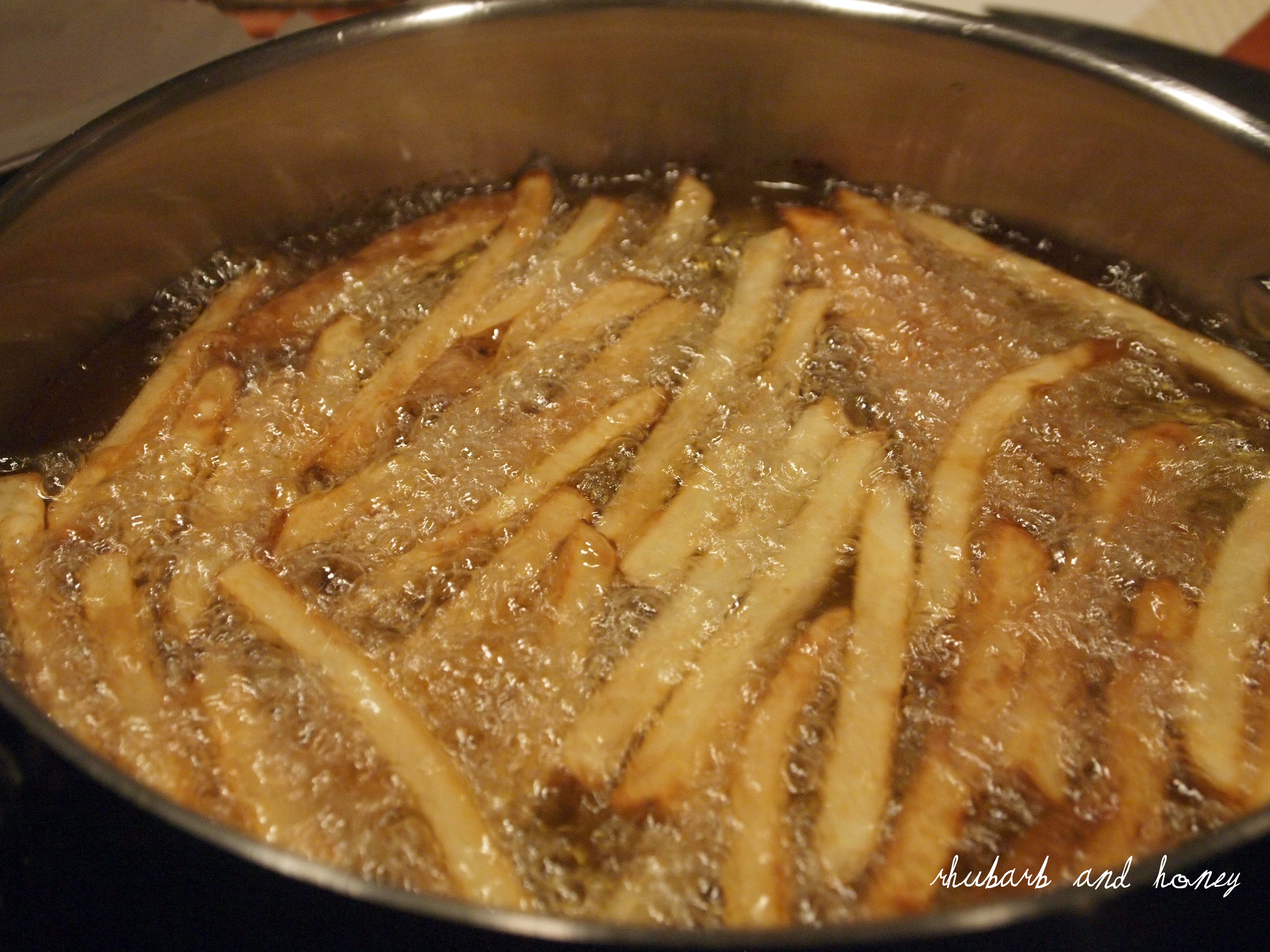 Potatoes For Frying French Fries
