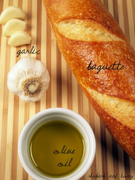 Crostini Ingredients