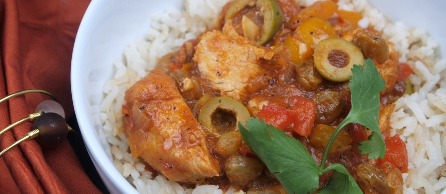 Chicken Picadillo: A Heart-Healthy Recipe