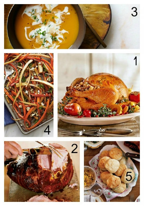 Savory Thanksgiving Eats