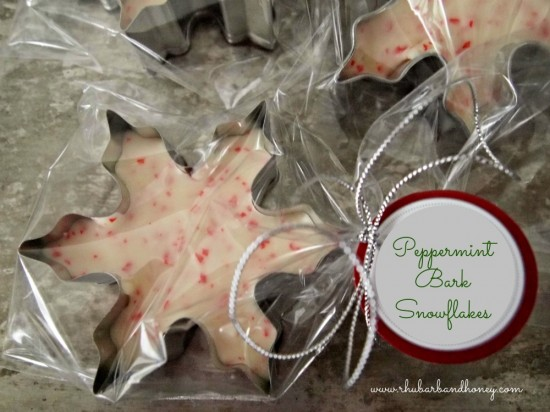 Packaged Peppermint Bark