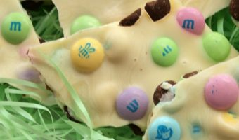 Spring Candy Bark