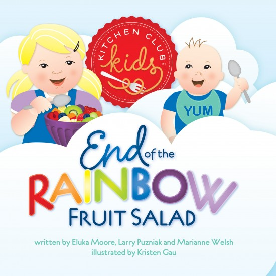End of the Rainbow Fruit Salad from Bread and Butter Publishing