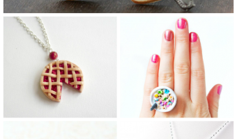 Crushing On It: The Food Baubles Edition