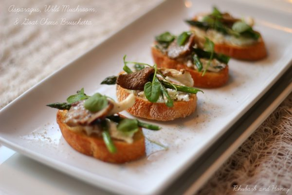 Wild Mushrooms With Herbed Cheese Recipes — Dishmaps