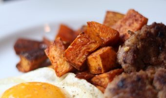 Ad Hoc: Roasted Sweet Potatoes