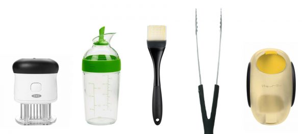 OXO Grilling Tools