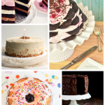 2014 Birthday Cake Collage