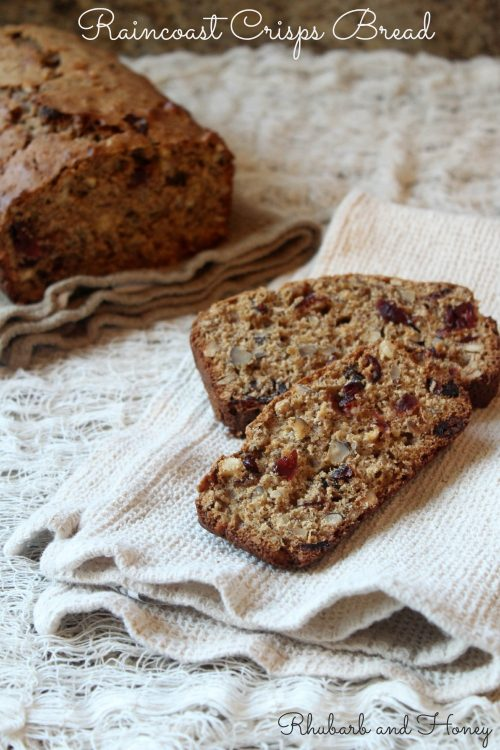 Raincoast Crisps Bread