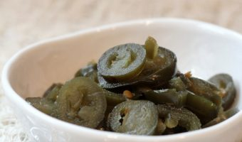 Cowboy Candy (Candied Jalapenos) #SundaySupper