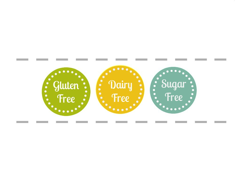Going Gluten, Dairy, and Sugar-Free