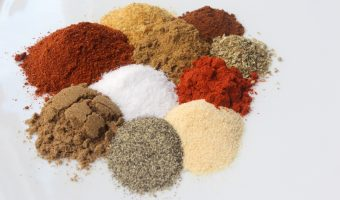 Homemade Low-Sodium Taco Seasoning #RecipeReDux