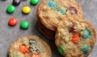 Gluten-Free Trail Mix Cookies #CreativeCookieExchange