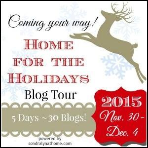 Home for the Holidays Blog Tour