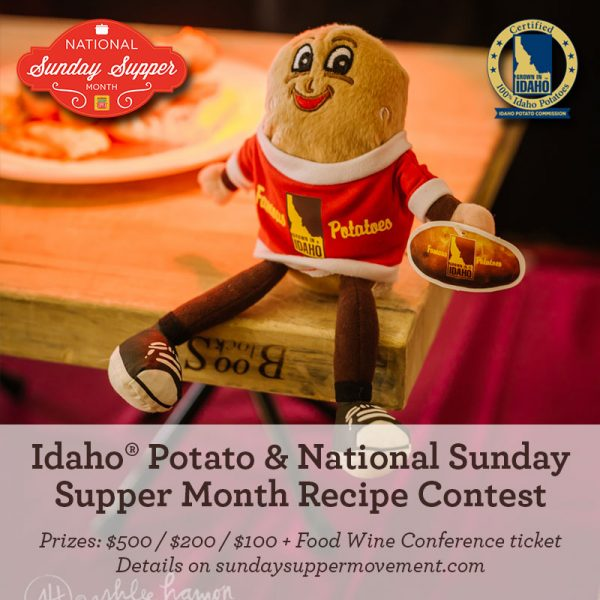 Idaho® Potato Let's Poutine Recipe Contest