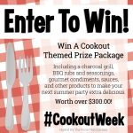 Welcome to #CookoutWeek 2016!