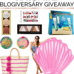 The Blush Blonde's 4th Blogiversary Giveaway